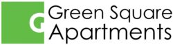 Green Square Apartments logo