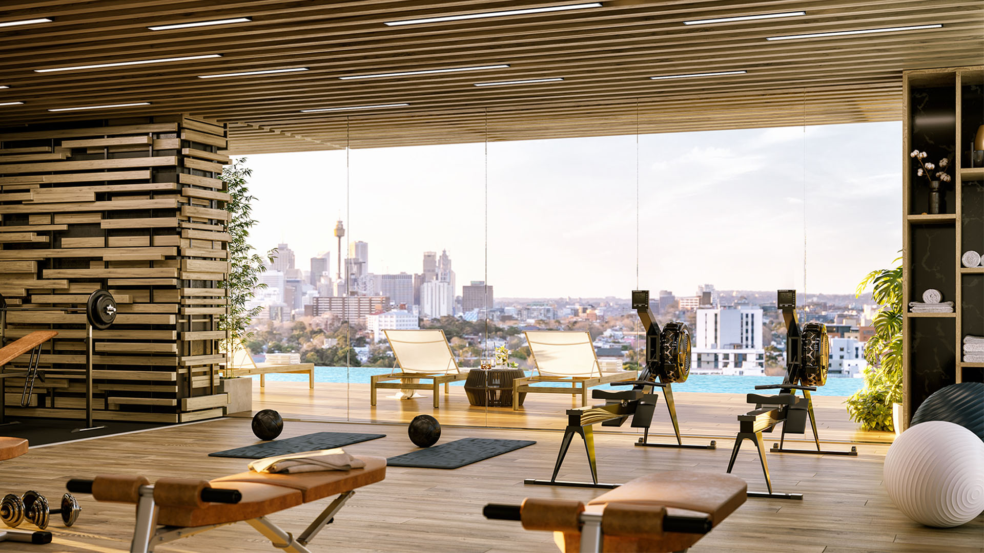 apartment with gym for sale waterloo 2017