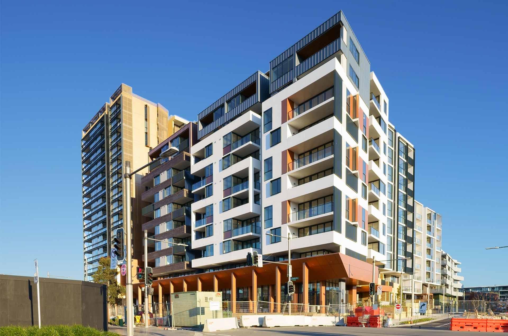 buy green square apartments zetland
