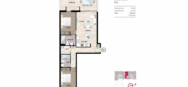 meriton apartments rosebery
