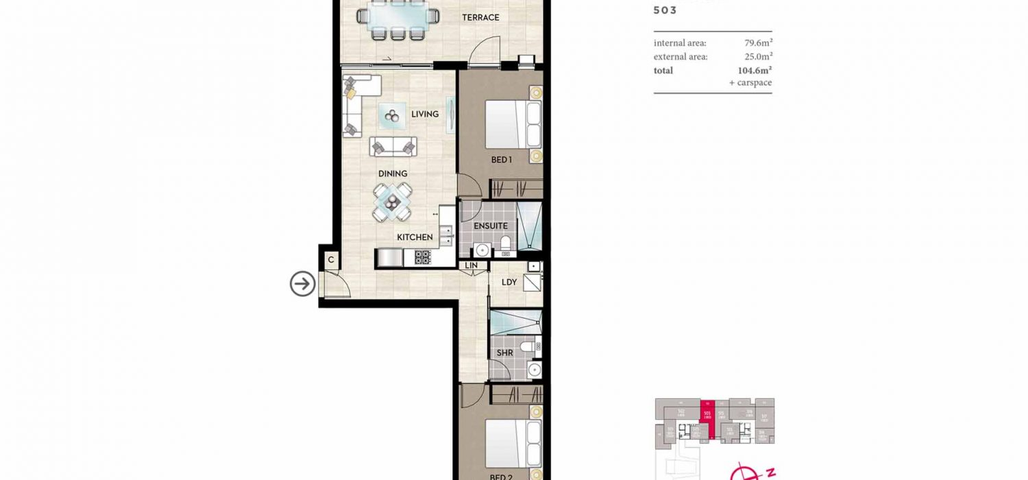 units for sale in rosebery 2018